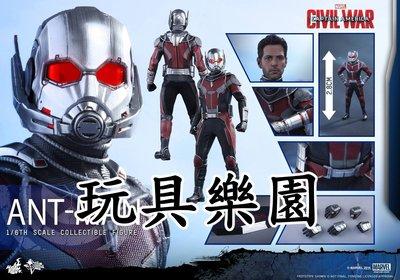 Ant-Man antman 全新現貨 勁靚盒外袋都未開封 Hot Toys Captain America Civil War 蟻俠 12吋