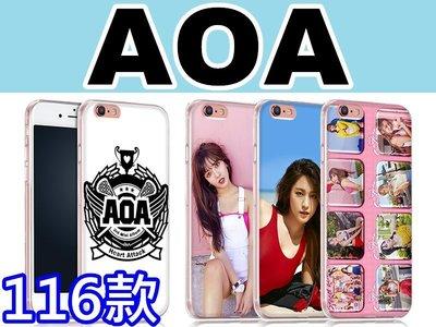 《City Go》AOA 雪炫、草娥、惠晶、澯美、酉奈、珉娥、智珉 訂製手機殼 iPhone 三星 HTC Sony華碩