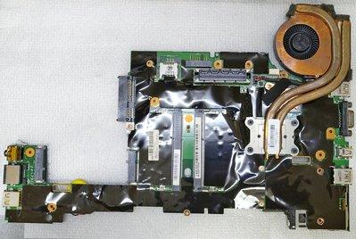 筆電主機板 Lenovo X230 三代 i5 3230 3210 拆機 零件