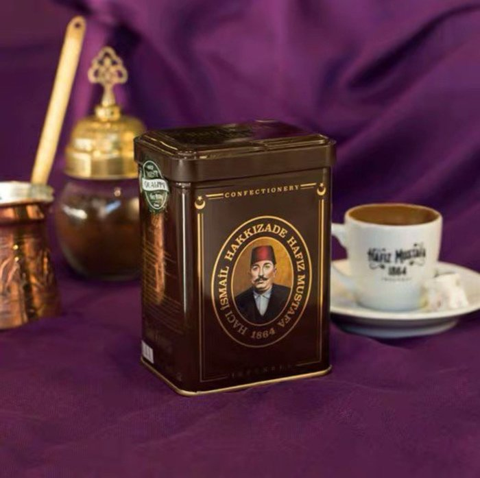 [預購]土耳其 Hafiz Mustafa 熱飲 咖啡粉 每罐170g【馬克土溫】