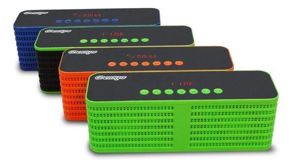 【Dennys】MP3/USB/讀卡/ 炫彩音響喇叭(U-5020 / U5020)送8G MICRO SD
