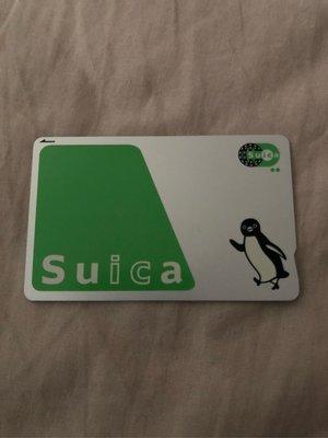 全日本通用 關東 Suica 交通卡 實體卡 現貨銷售 Icoca 可參考