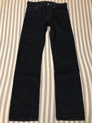 9成9新赤芸Lot.R-400原色牛仔褲 尺寸:34X34