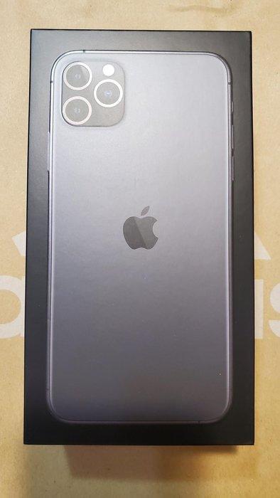 全新 空機 Apple 蘋果 iPhone 11 Pro Max 256G 太空灰 黑色 A2218 A13 OLED HDR IP68 18W PD 6.5吋