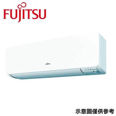 FUJITSU富士通 4-5坪 R32變頻冷暖分離式冷氣 ASCG028KGTA/AOCG028KGTA