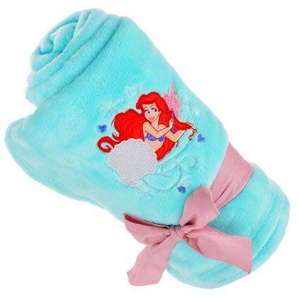 【日本人氣商品】小美人魚 愛麗兒 暖暖毯/毯子