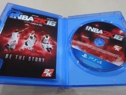 二手良品~* PS4 勁爆美國職籃 2K16 PS4 NBA 2K16 PS4 NBA2K16 中英文合版【遊戲頻道】