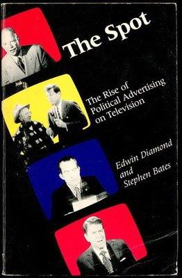 【語宸書店G20B/西文書】《The spot-the rise of political advertising on television》ISBN:0262040751