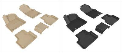 DIP 3D 卡固 立體 腳踏墊 極緻 紋理 防水 Audi Q7 五人座 16+ 專用