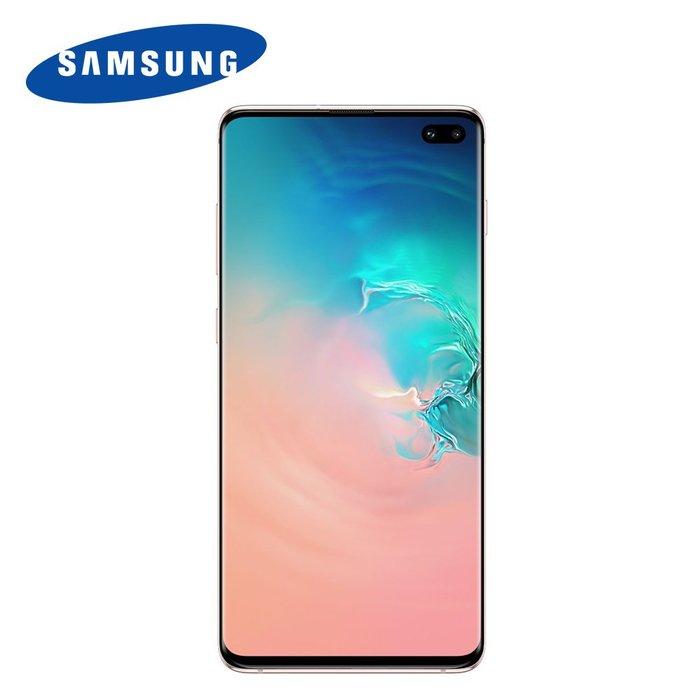 【桃園幸運草3C】*含稅**附發票* SAMSUNG Galaxy S10+ (8G/512G) 釉光白