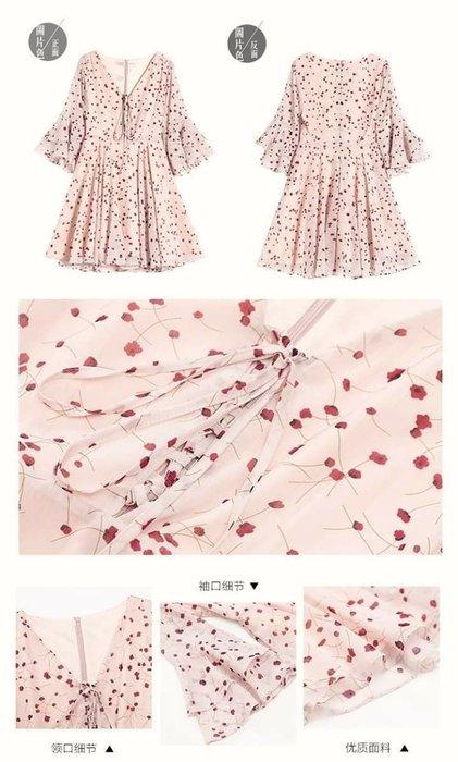 預購~雪紡裙子