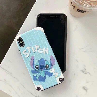 史迪仔Stitch蘋果/華為手機殼