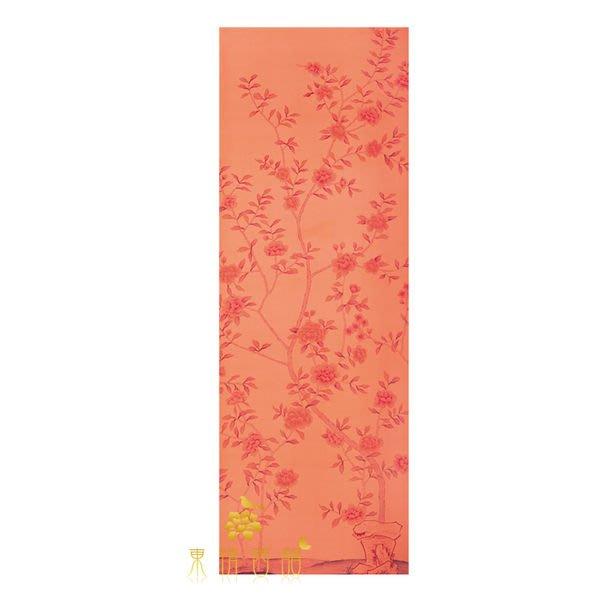【芮洛蔓 La Romance】手繪絲綢壁紙 ZW01-008-08 / 壁飾 / 畫飾