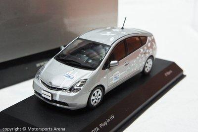 【超值特價】1:43 Kyosho Toyota Prius Plug-In Hybrid ※限量816台※