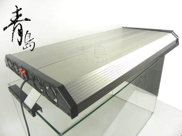 H。。。青島水族。。。4DL-4840極之光二代-T8超薄型鋁合金燈具(含腳架+免運)==4.8尺四燈(寬32cm)