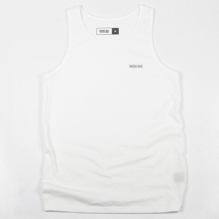 OVERLORD SKATEBOARDS SMALL LOGO TANK 無袖 背心