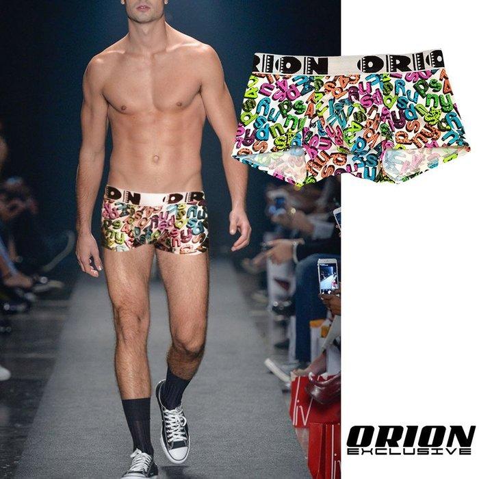 ORION加強包覆男平口內褲 三角褲 另有男丁字褲 抗菌內褲 後空提臀內褲 四角褲 非Calvin Klein-8442