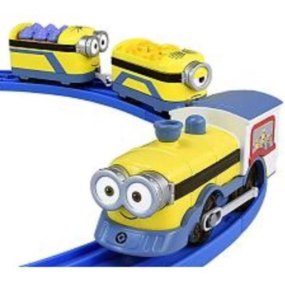 迪士尼壞蛋掌門人火車 Disney Dream Railway Talking Train Minions Takara Tomy