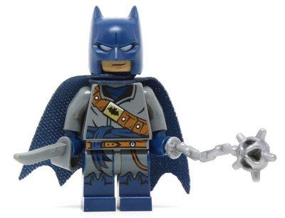 現貨【LEGO 樂高】全新超夯 / 超級英雄Super Heroes | 單一人偶: 海盜蝙蝠俠+武器 Pirate
