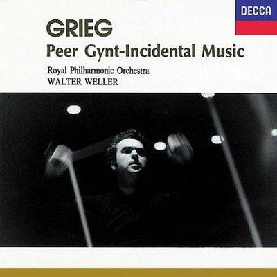 【國際中文版63】葛利格:皮爾金劇樂 Peer Gynt:Incidental Music / 威勒 --- 4436562