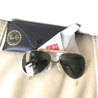 Rayban 太陽眼鏡  Made Italy  9成新