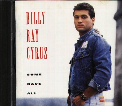 八八 - BILLY RAY CYRUS - SOME GAVE ALL - 日版 CD