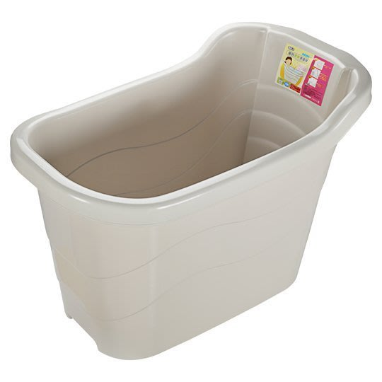 小毛收納館『KEYWAY BX7風呂泡澡桶』含稅開發票 免運可刷卡 聯府 沐浴桶 浴缸 浴盆 洗澡 186L