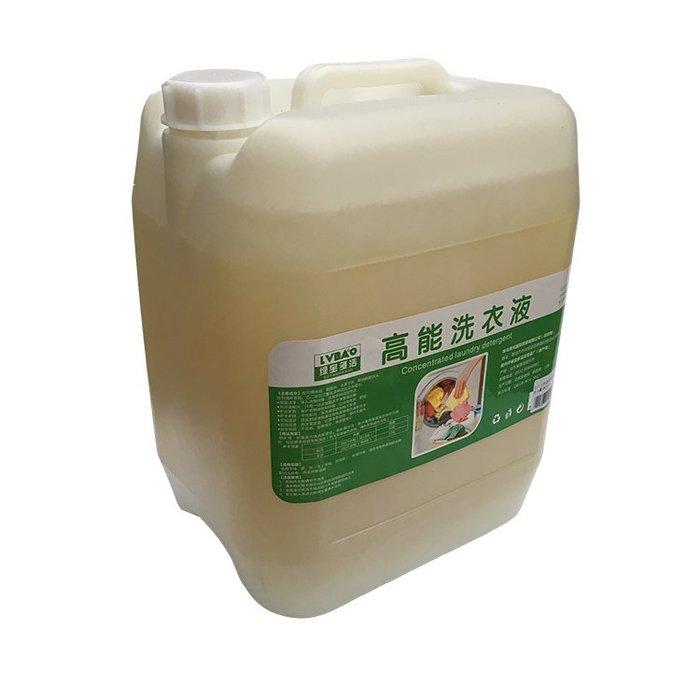 聚吉小屋 #實惠20L40斤保潔公司洗衣房酒店餐廳洗衣液散裝洗衣粉洗衣液包郵