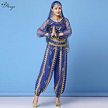 芭蕾裙 舞蹈服 表演服 瑜伽服 舞蹈現貨 印度演出服裝節日表演服肚皮舞舞臺演出長袖套裝