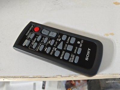 二手索尼原廠攝影機遙控器SONY DV專用RMT-831。