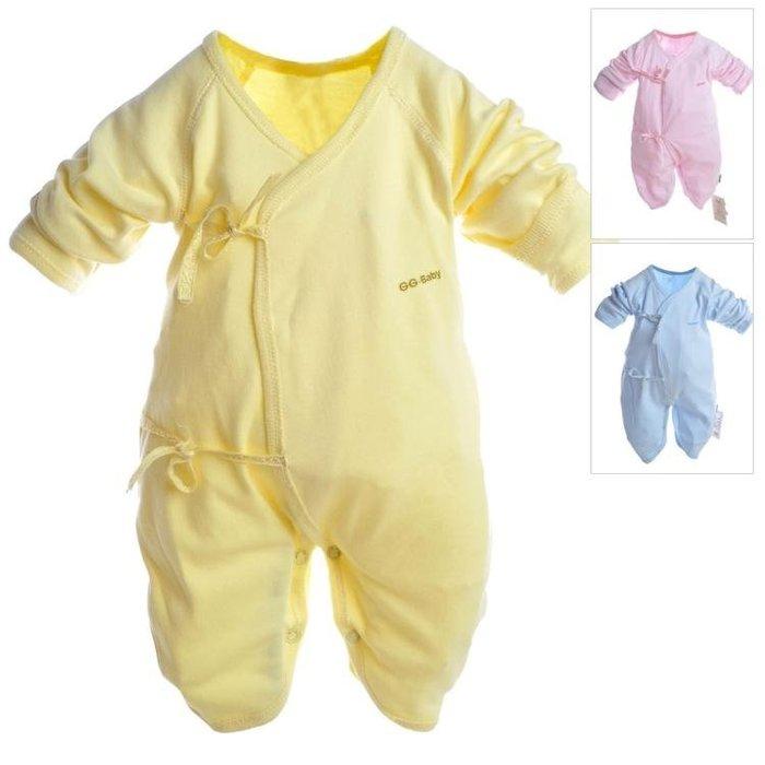夏秋歌歌寶貝新生嬰兒衣服兒童蝴蝶衣寶寶哈衣連身衣爬服內衣睡衣