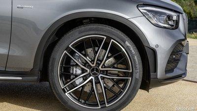 ✽顯閣商行✽Benz 德國原廠 C253/X253 GLC 21吋 輕量化鋁圈 輪圈 大腳 AMG GLC63 43