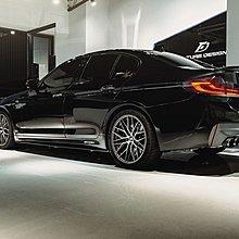 CS車宮車業 BMW 卡夢後下巴 G30 G31 升級 F90 M5 MP式樣 卡夢 後下巴