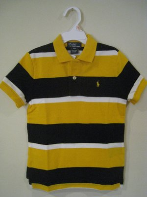 Ralph Lauren 男童polo衫 4T