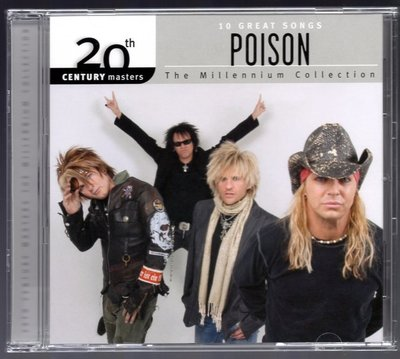 Poison - 10 Great Songs (Every Rose Has Its Thorn) p2
