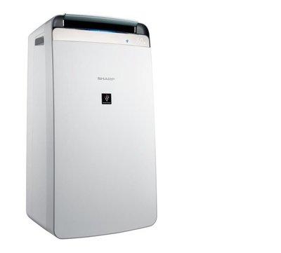 【全新含稅公司貨】夏普 SHARP DW-J10FT-W(SHARP-衣物乾燥空氣清淨除濕機