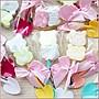 幸福鏟子「熊熊棉花糖」X100份+大提籃X1個(限宅配)- 喜糖/生日分享/婚禮禮物/二次進場/彌月禮