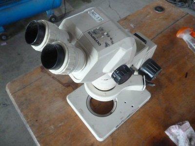 Olympus 立體顯微鏡 SMZ60 實體顯微鏡