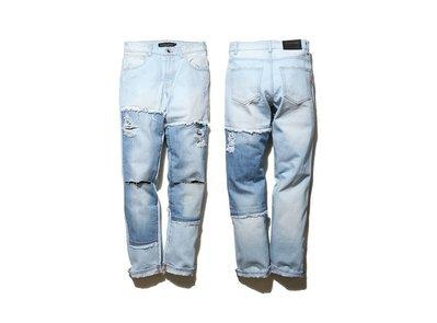 【全新現貨】09/03 Aes Destroyed Denim Jeans