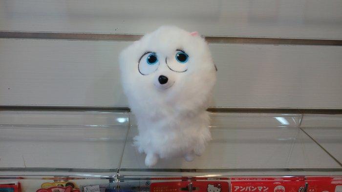 寵物當家系列小狗小潔Gidget玩偶(日本帶回來)