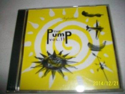 CD , PUMPING AROUND NONSTOP VOL.11