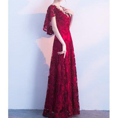 (45 Design) 高雄最便宜訂製訂做區.長禮服 · 晚宴服.媽媽裝 ·新娘禮服.商品編號A24
