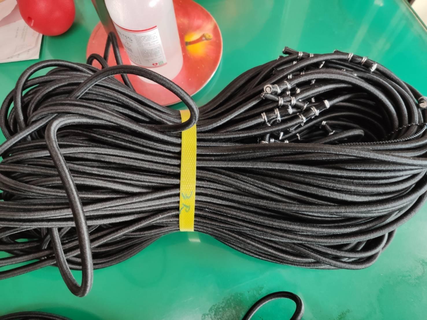 3尺 貨車 帆布繩 彈性繩 綁貨帶 帆布彈力繩