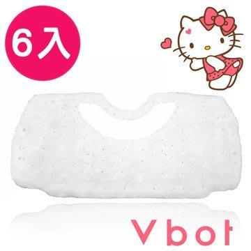 【小花百貨】Vbot x Hello Kitty 掃地機器人專用 二代極淨濾網(6入)