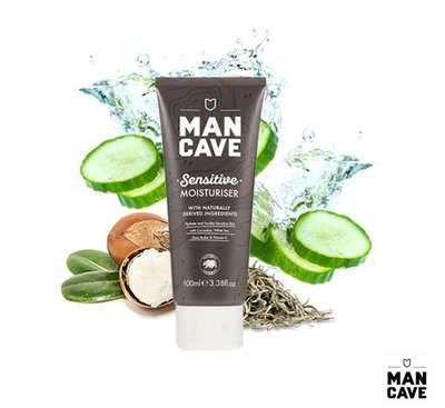 GOODFORIT / 英國 Man Cave Sensitive Moisturiser 敏感肌乳液