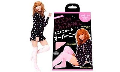 〝Sex Carrie〞日本 Carelance X 小森純 輕柔肌觸水玉點點保暖膝上襪 一雙入|女人我最大 推薦|