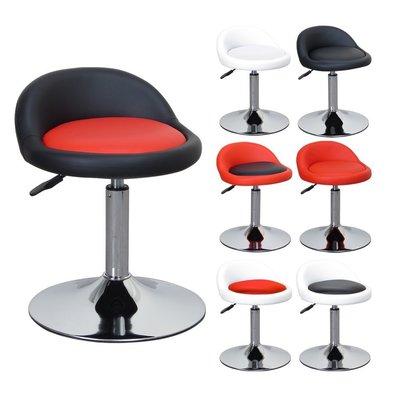 促銷兩張免運~好實在~小Q超低背吧椅 低吧檯椅/美容椅/休閒椅/美髮椅/旋轉椅/工作椅 7色 029A0