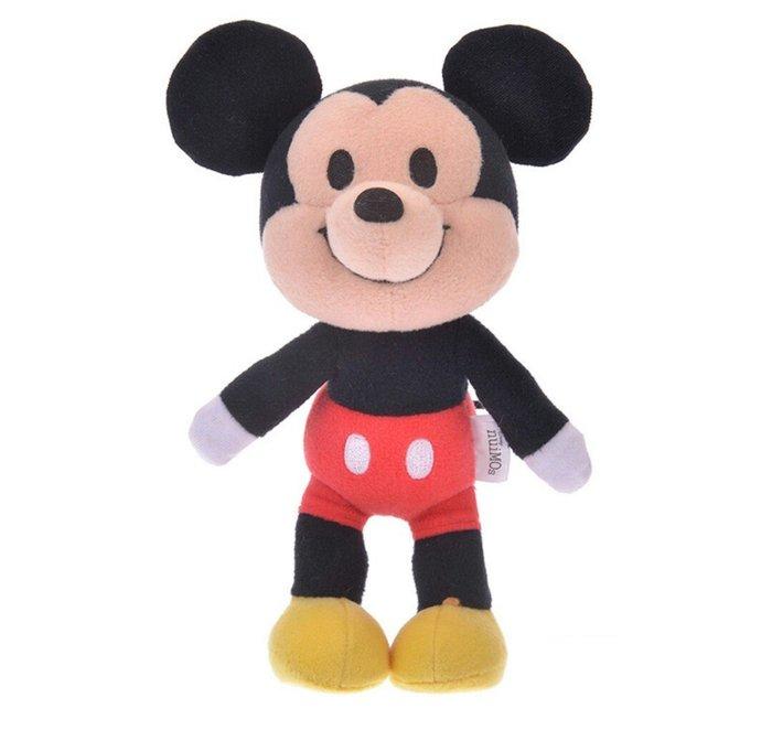 天使熊雜貨小舖~日本迪士尼nuiMOs米奇娃娃 公仔  全新現貨