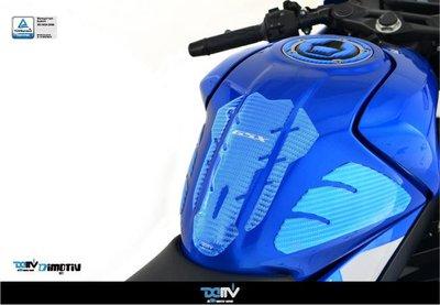 [MOTOBANK]Dimotiv SUZUKI GSX-S150 GSX-R150 寶貝油箱貼-雷射壓紋 (藍/紅)