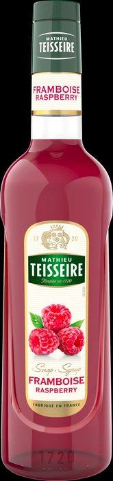 Teisseire 糖漿果露-覆盆子風味 Raspberry 法國頂級天然糖漿 700ml-【良鎂咖啡精品館】